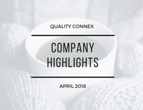 Company Highlights for April & Vocalcom Annual Event | Quality Connex